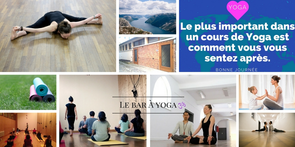 Le bar a Yoga Charenton