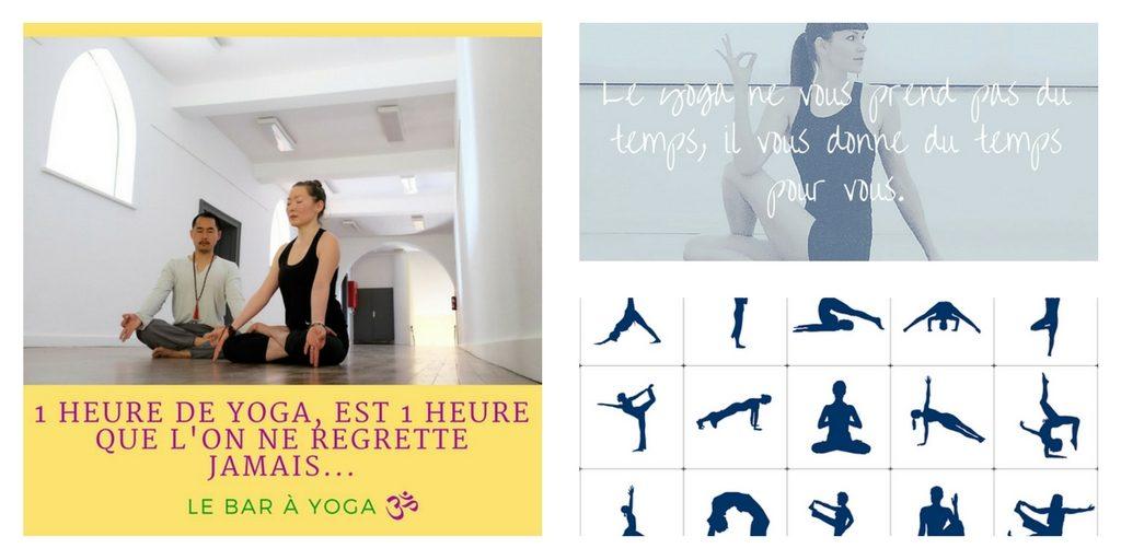 Le yoga donne du temps