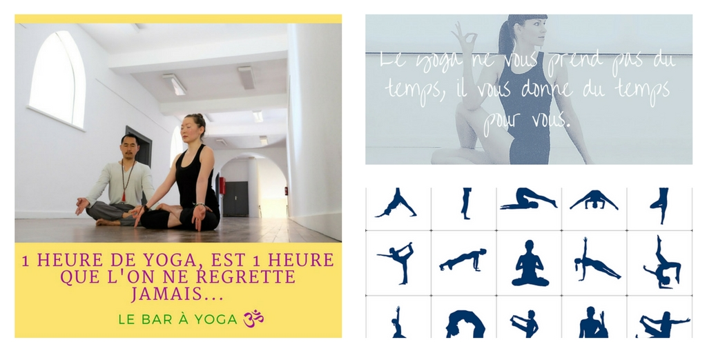 Le yoga donne du temps
