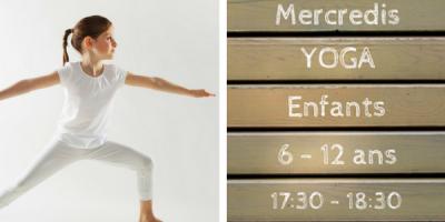 Yoga Enfant Charenton 6-12 ans