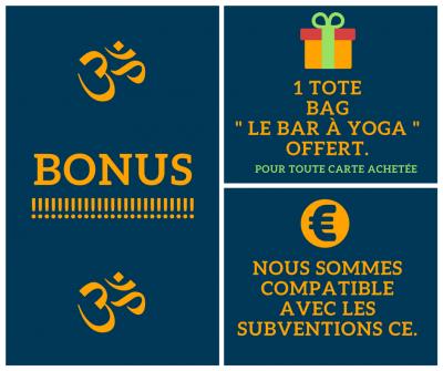 Tote bay Yoga offert