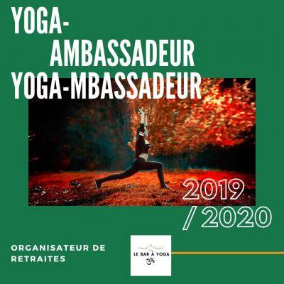 Ambassadeur de Yoga