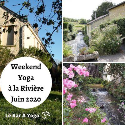 Weekend Yoga 3 jours a la Riviere